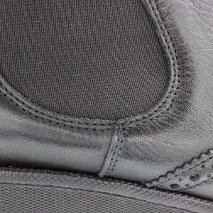 Chelsea Boot - Haselmaus - Detail Gummizug