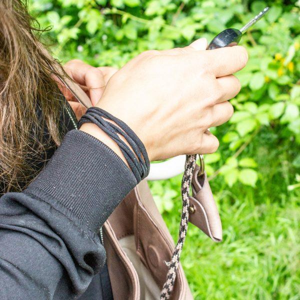 Lederhandtasche Rietburg bioleder