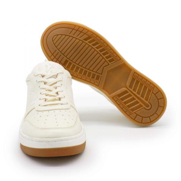 Chunky Sneaker - Baumsegler - naturweiß - paar - Sohle