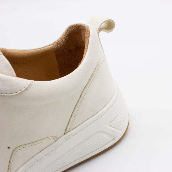 Chunky Sneaker - Baumsegler - naturweiß - paar - Detail Ferse