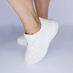 Chunky Sneaker - weiss - Bio