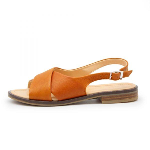 Sandale mit gekreuzten Riemen - Surfinia - couio