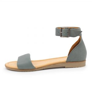 Sandale mit Fesselriemen