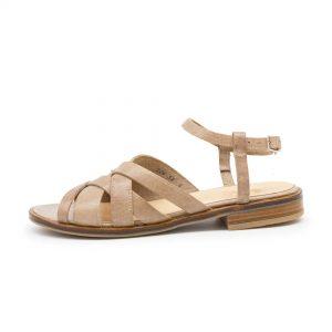 Sandale Grobflecht