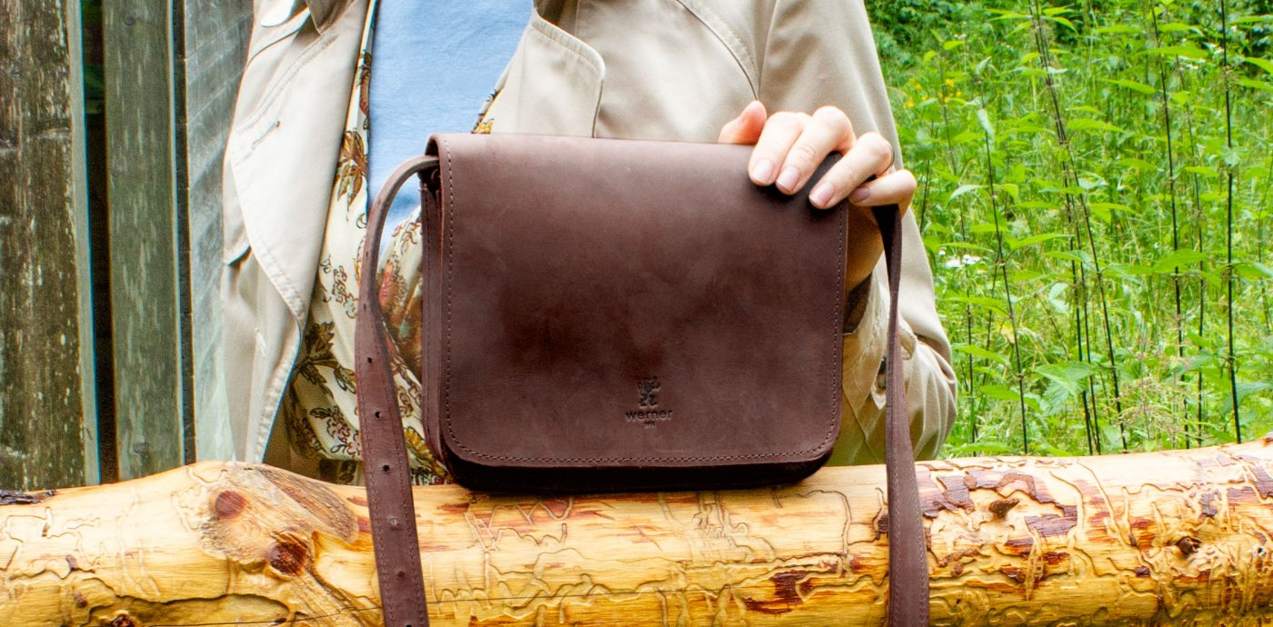 Trifels - Handtaschen aus Bioleder