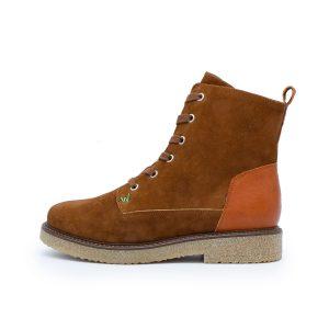 brauner Boot